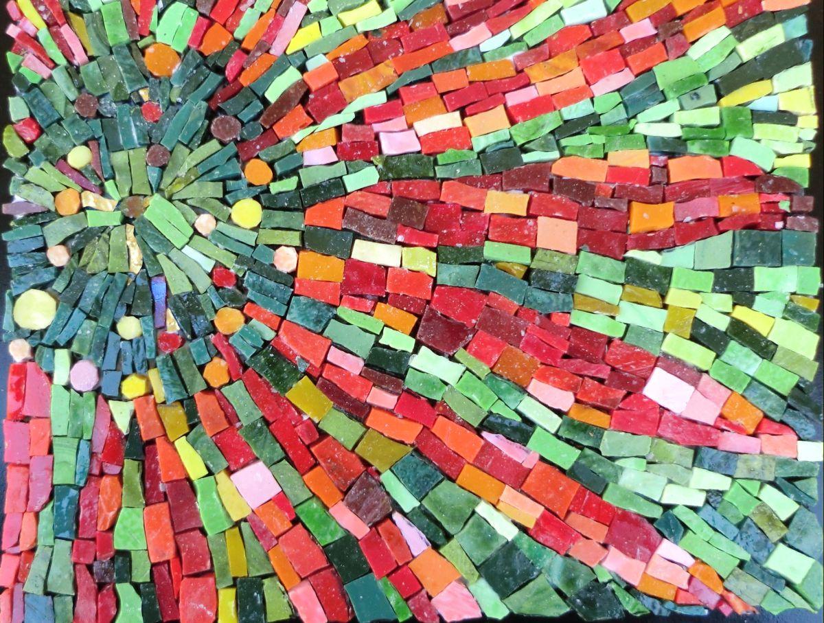 Mexican Smalti Workshop Santa Barbara School Of Mosaic Art