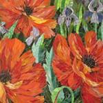Flower Mosaic by Yulia Hanansen