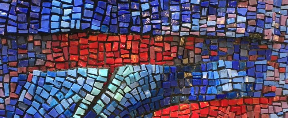 Image of: Byzantine Santa Barbara School Of Mosaic Art Classes Santa Barbara School Of Mosaic Art